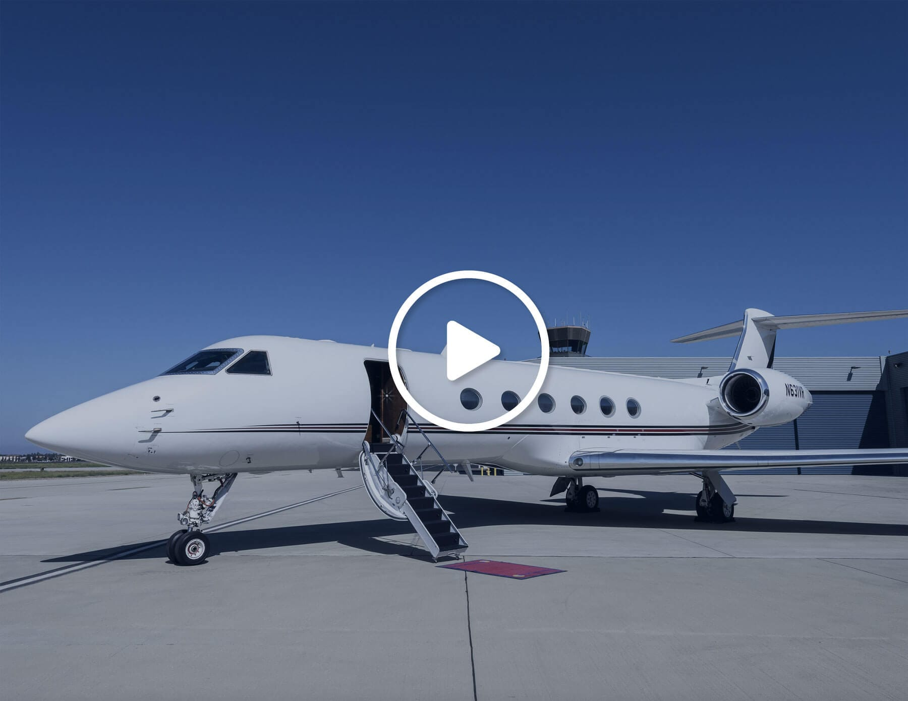 Private Charter Plane Cover Play Video