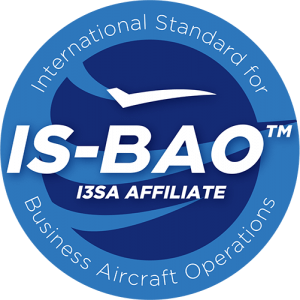 ISSSA BAO registered company seal
