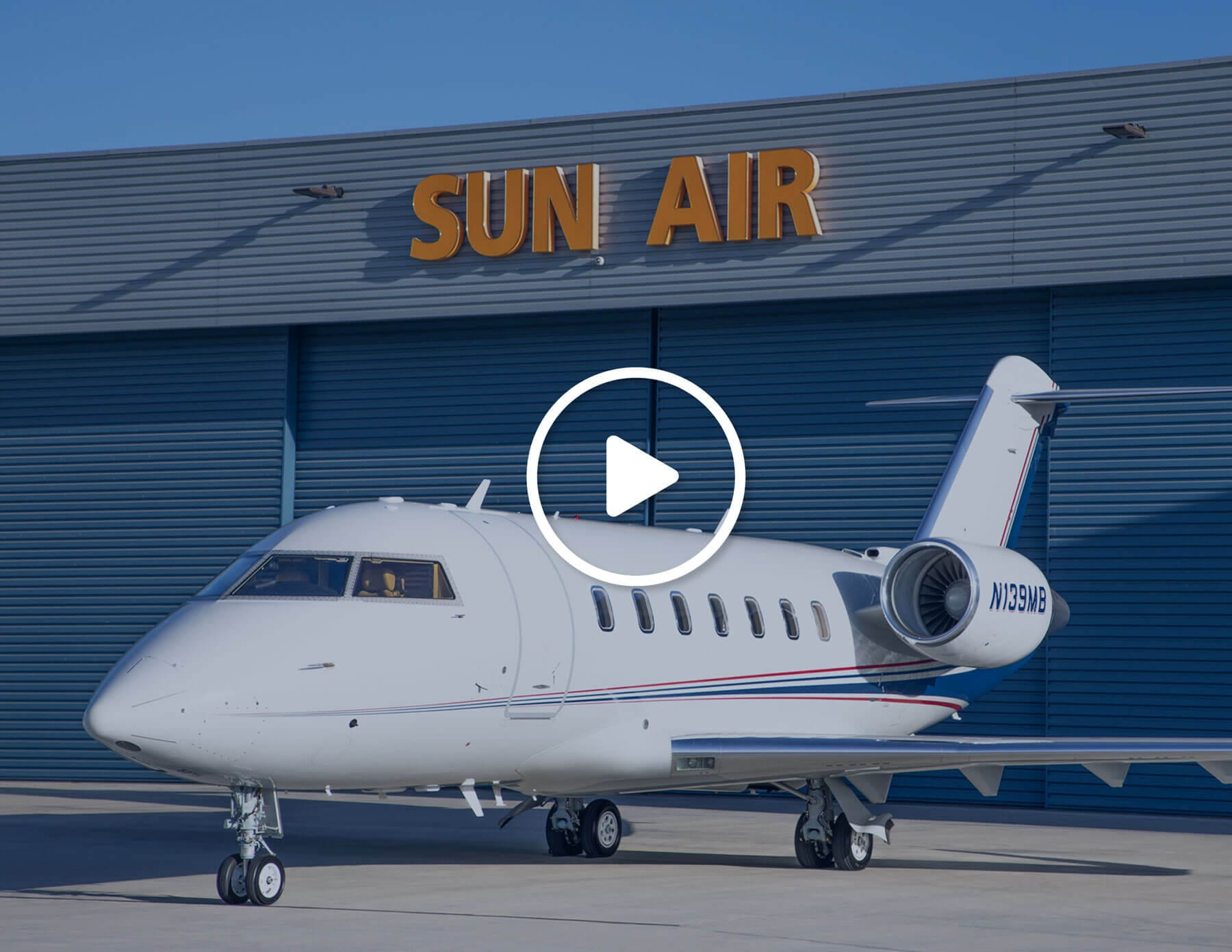 Sun Air Jets N139MB Play Cover