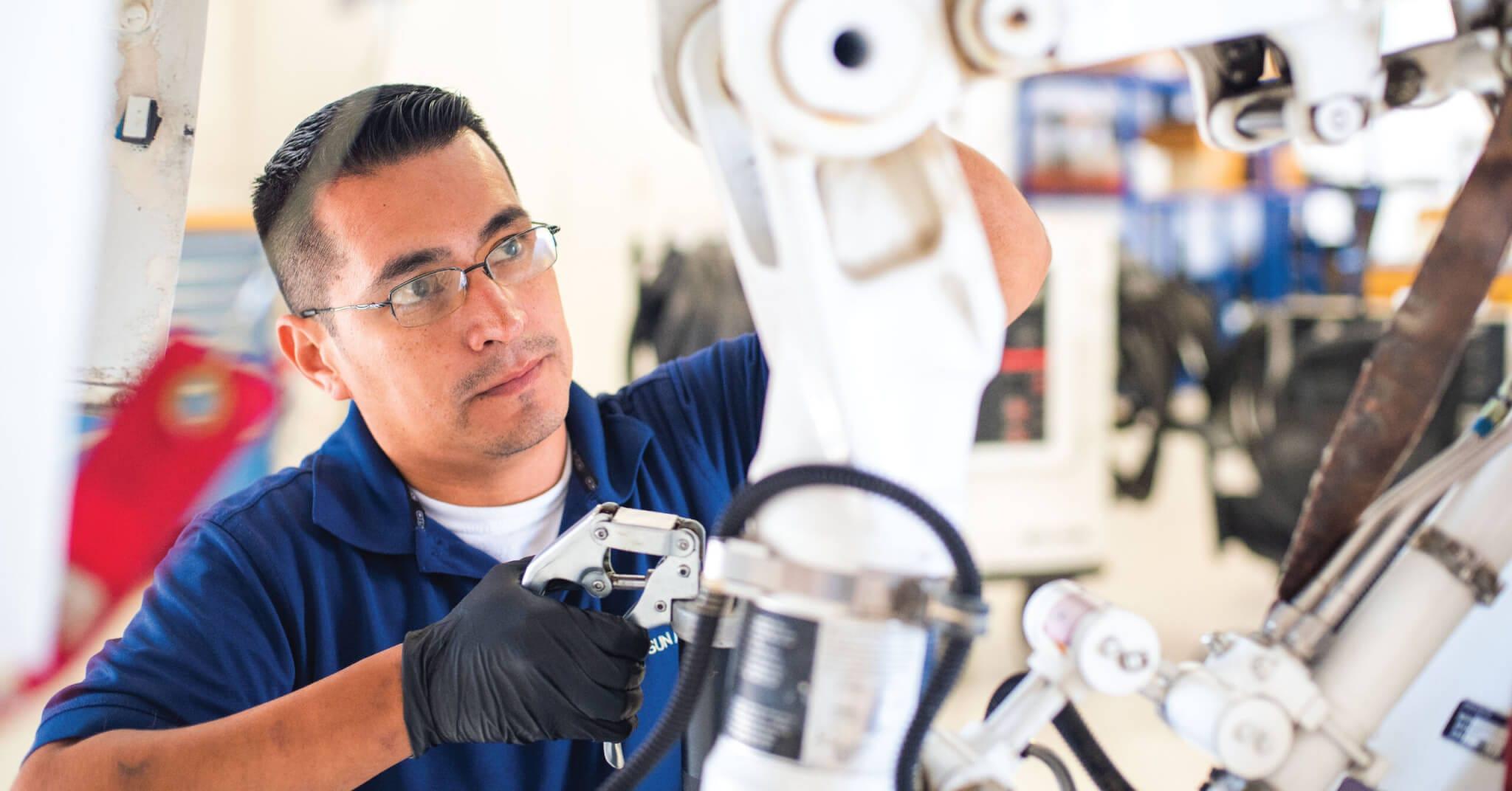 private aircraft maintenance technician