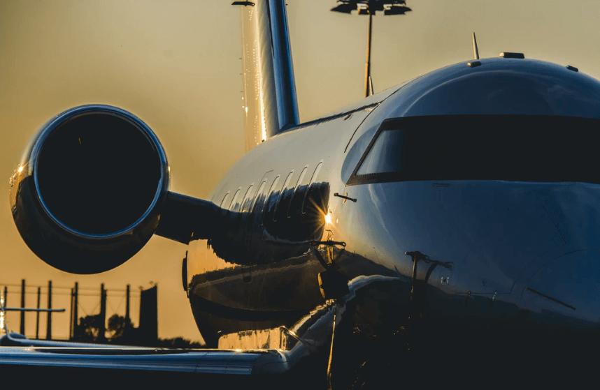 how to find empty leg flights