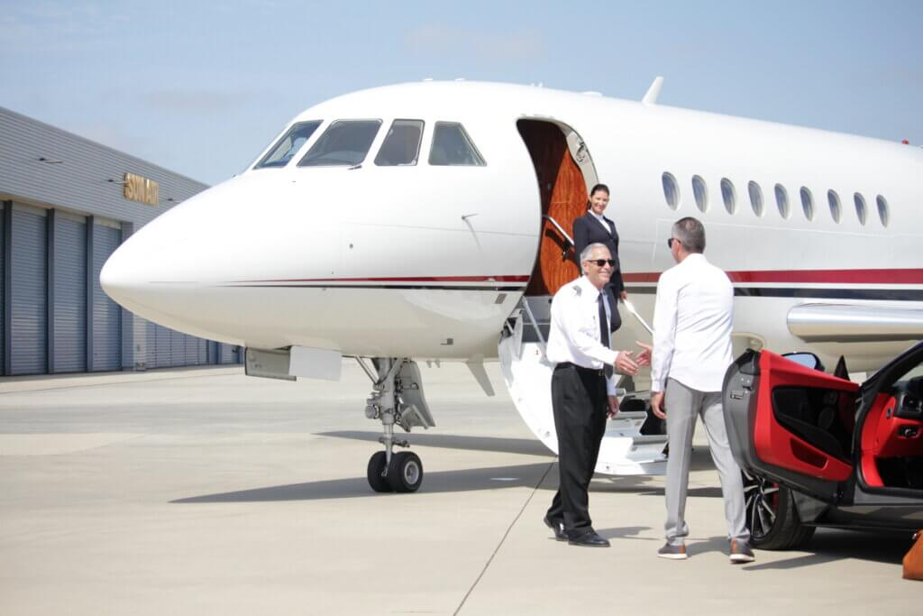 benefits of chartered flights