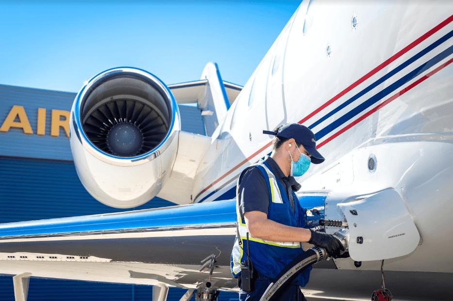 jet aircraft management
